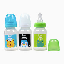 Bw feeding bottle 4oz round 3's %28017 3%29 boy set