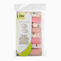 Wash cloth 8's %286036%29 pink