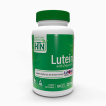Lutein w/ Zeaxanthin (60 Softgels) by Health Thru Nutrition