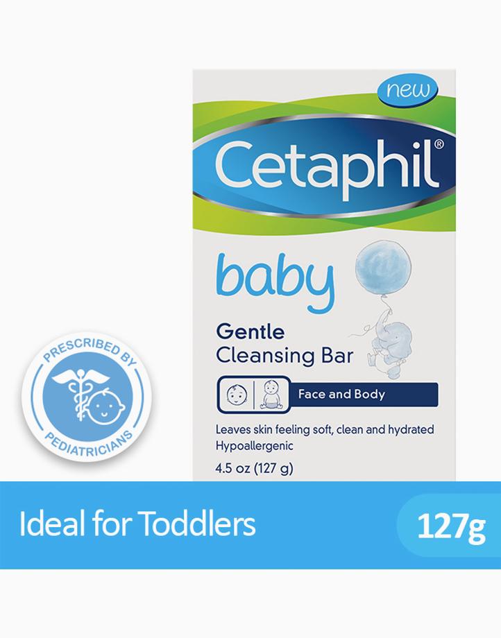 Cetaphil Baby Gentle Cleansing Bar (127g) by Cetaphil Baby