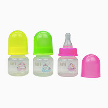 Navi feeding bottles 2oz 3's %28n0002%29