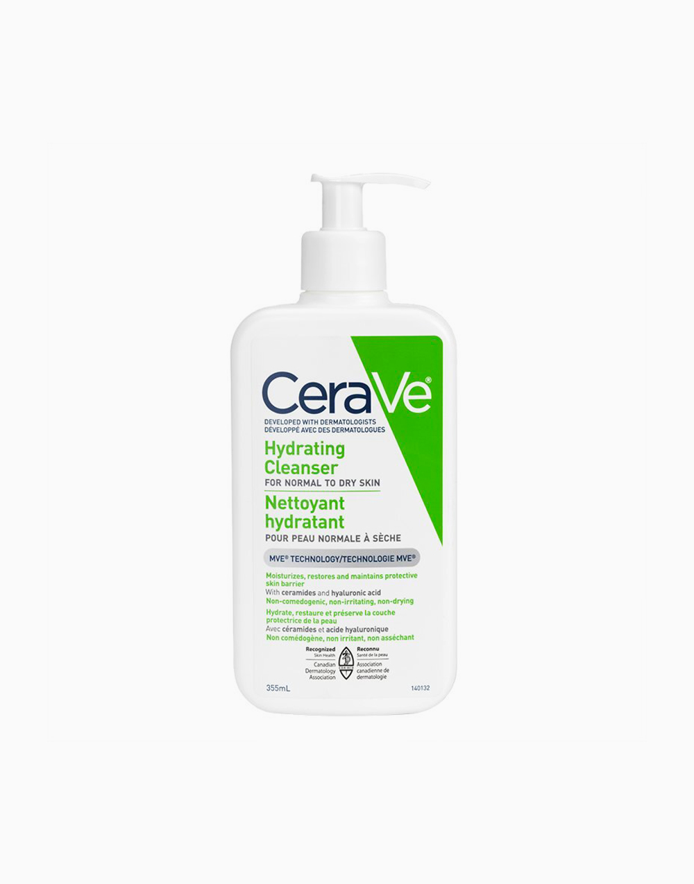 Hydrating Cleanser (355ml) by CeraVe