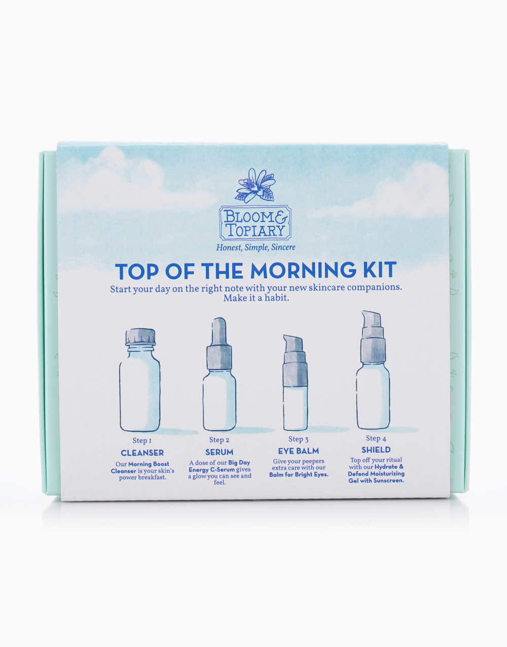 Top of the Morning Kit by Bloom & Topiary