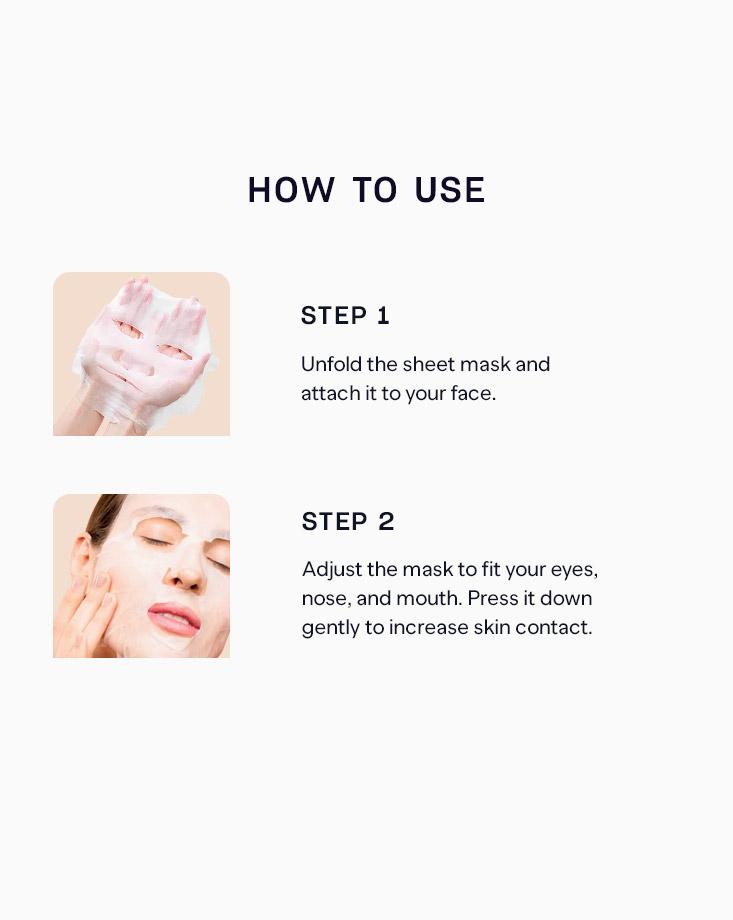 10276 pure skin collagen essence mask sheet sir 3