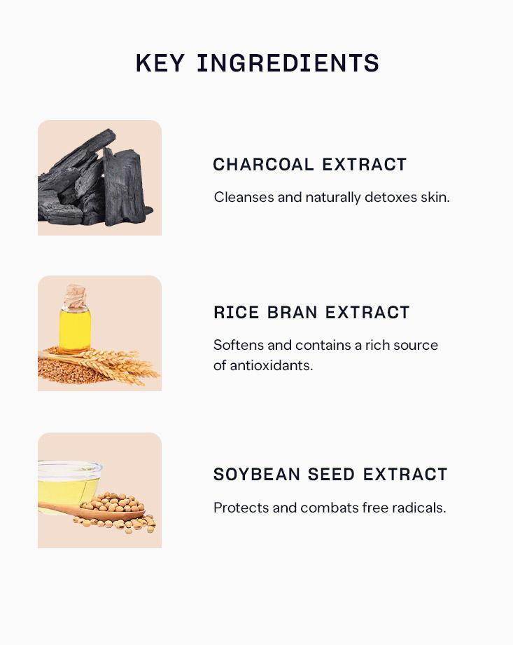 32734 pure skin charcoal essence sheet mask ingredients sir 1