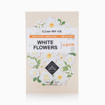 White Flowers Therapy Air Mask (20ml) by Etude House