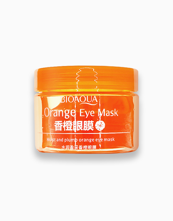 Orange Eye Mask by Bioaqua