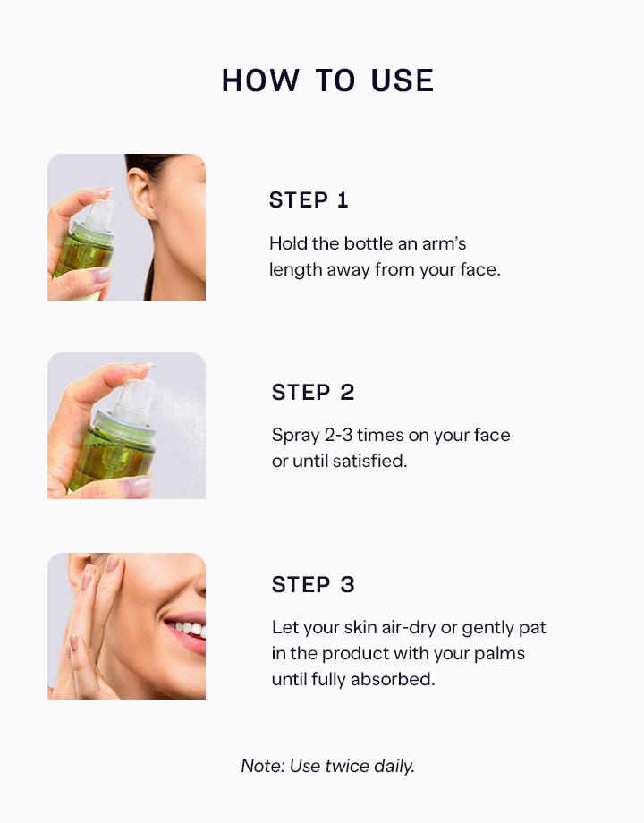 4 moisture soothing gel mist   aloe vera 100