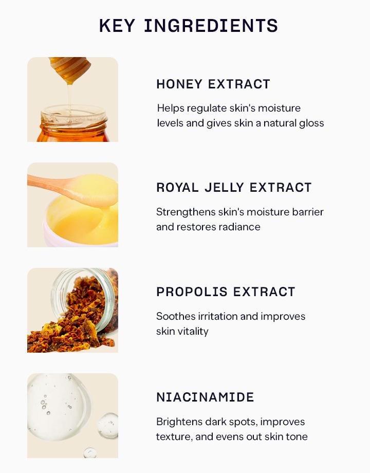 4 honey ampoule