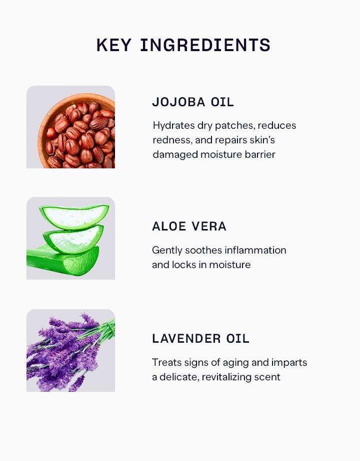 5 herbal facial oil