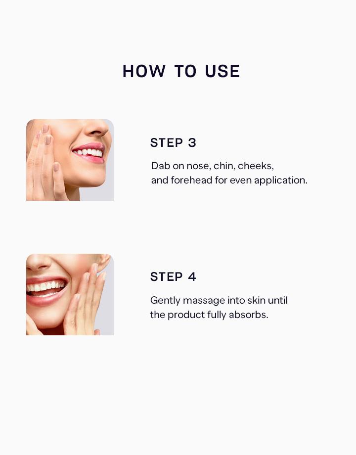 8 herbal facial oil