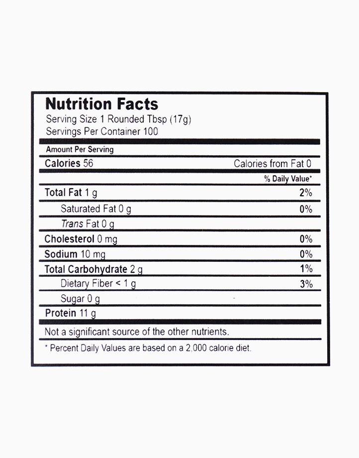 Peanut Protein Powder (1000g) by Roarganics