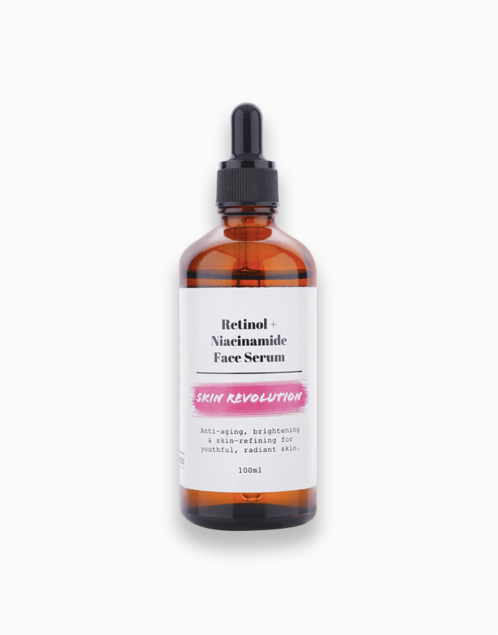 Retinol + Niacinamide Face Serum by Skin Revolution
