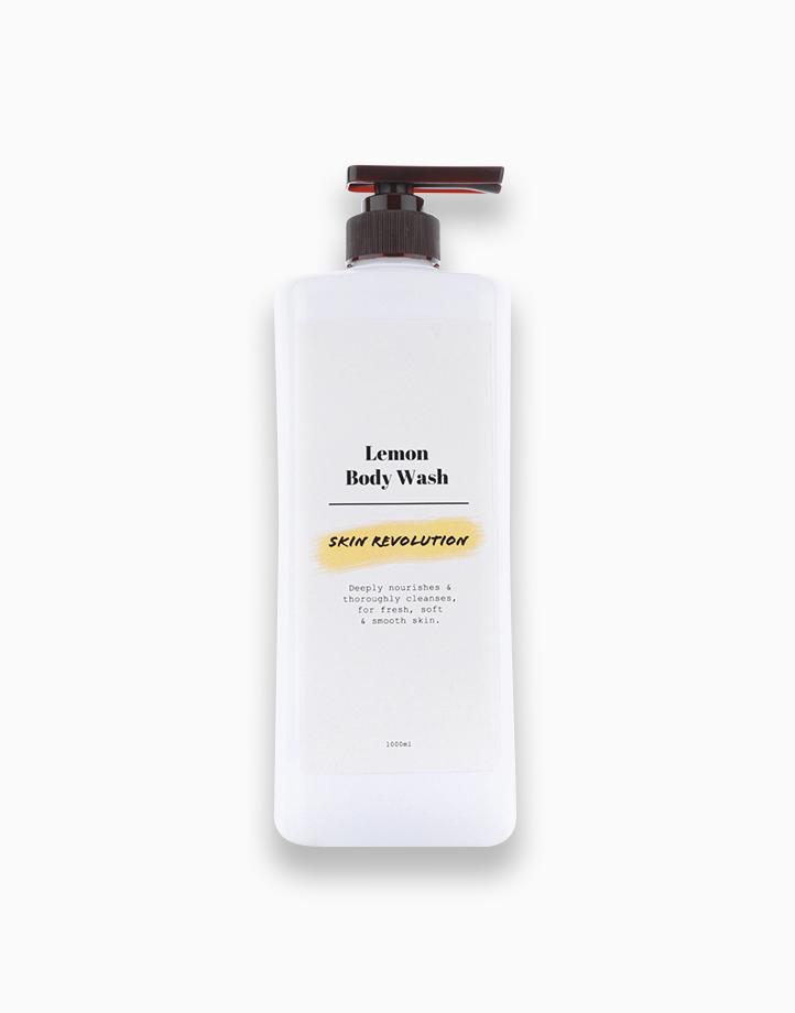 Lemon Body Wash by Skin Revolution