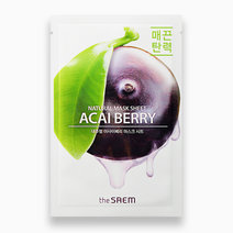 The saem natural sheet   acai berry