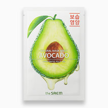The saem natural sheet   avocado