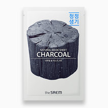 The saem natural sheet   charcoal