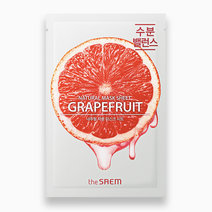 The saem natural sheet   grapefruit