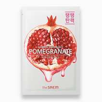 The saem natural sheet   pomegranate