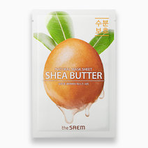 The saem natural sheet   shea butter