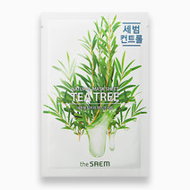 The saem natural sheet   tea tree