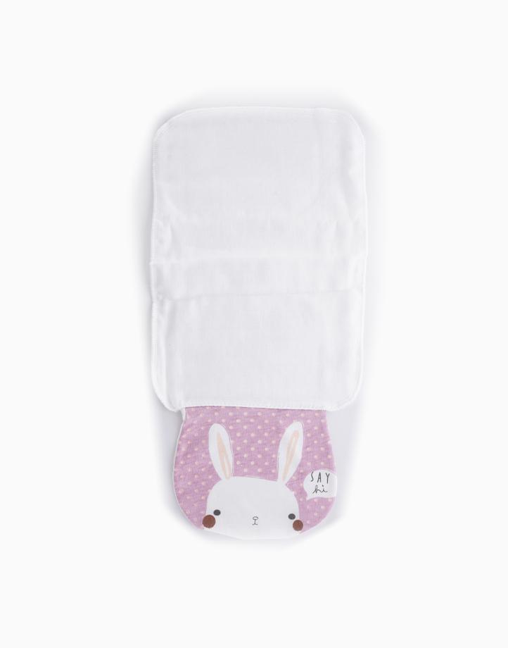 Ramy the Rabbit Sweat Towel by Gubby and Hammy
