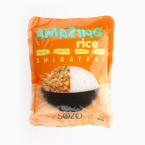 Shirataki Rice (200g) by SOZO Natural