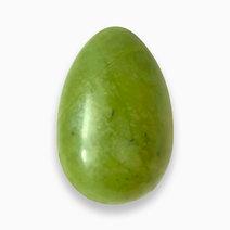 1 green jade crystal stone