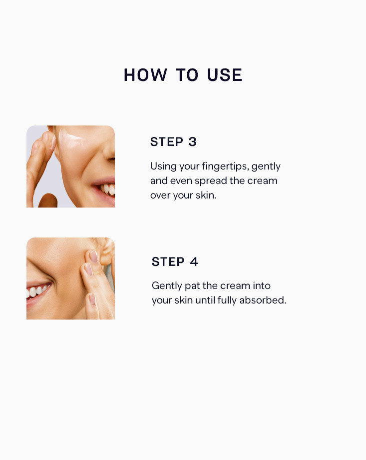 6 hibiscus face cream