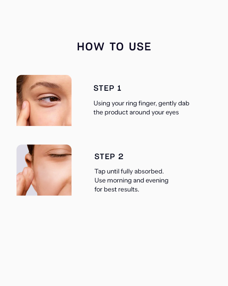 5 infinity eye oil