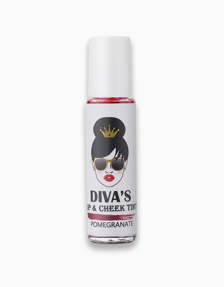 Lip & Cheek Tint by Diva White  