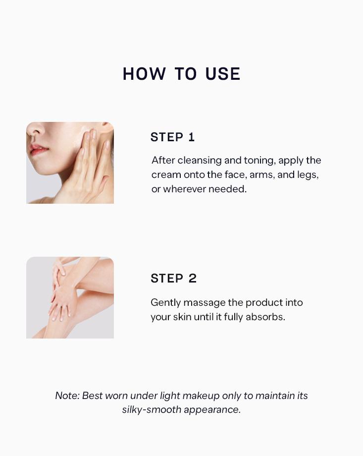 3 56665 skin essentials barrier repair face   body cream sir