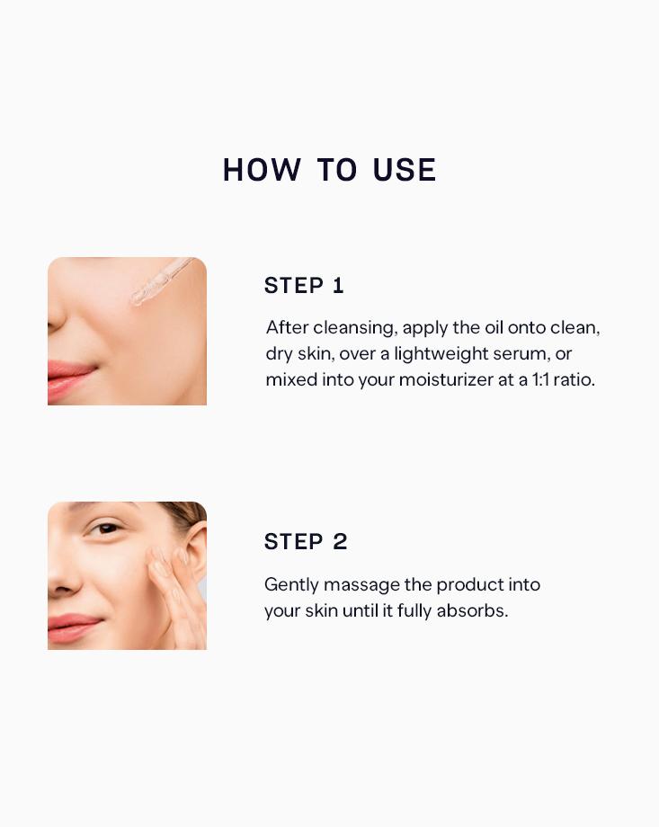 3 56667 skin essentials barrier repair face oil sir