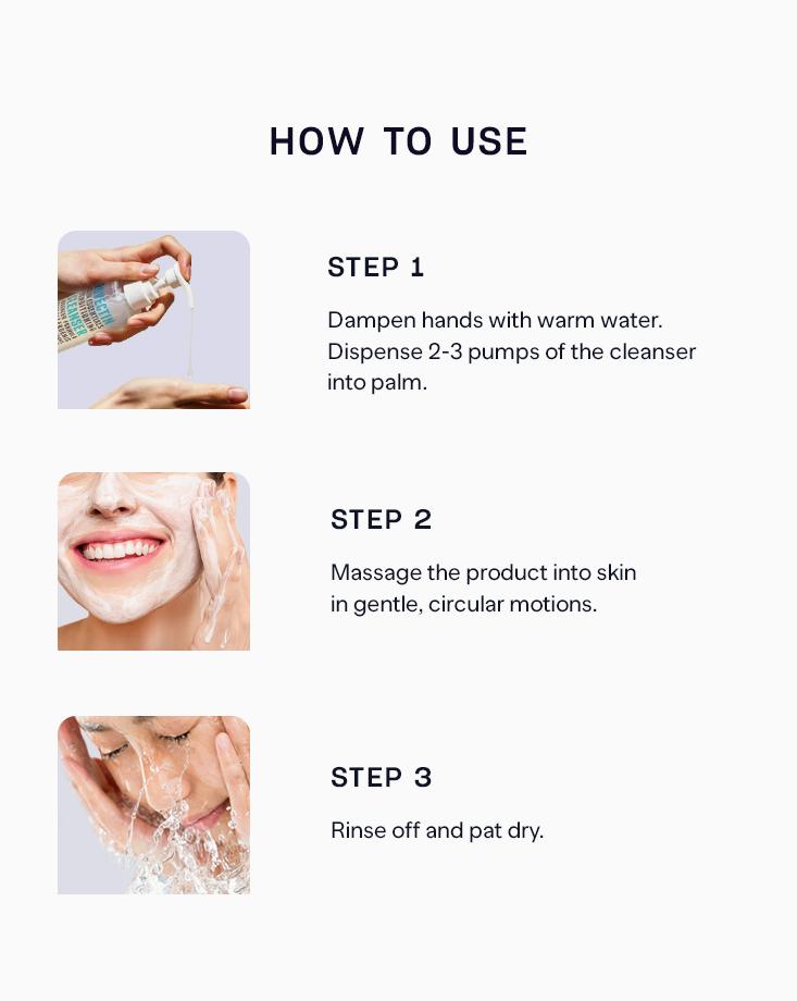 2 56668 skin essentials conditioning cleanser