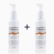 B1t1 skin revolution papaya water exfoliating gel