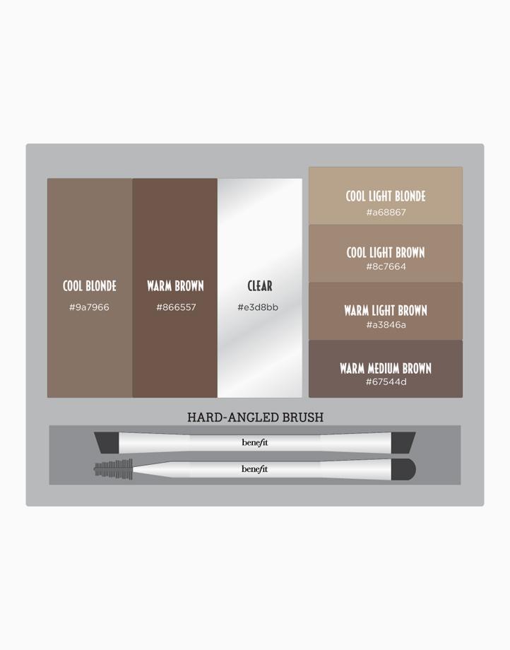 Brow Zings Pro Palette by Benefit | Light-Medium