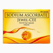 Sodium Ascorbate (100 Capsules) by JEWEL-CEE