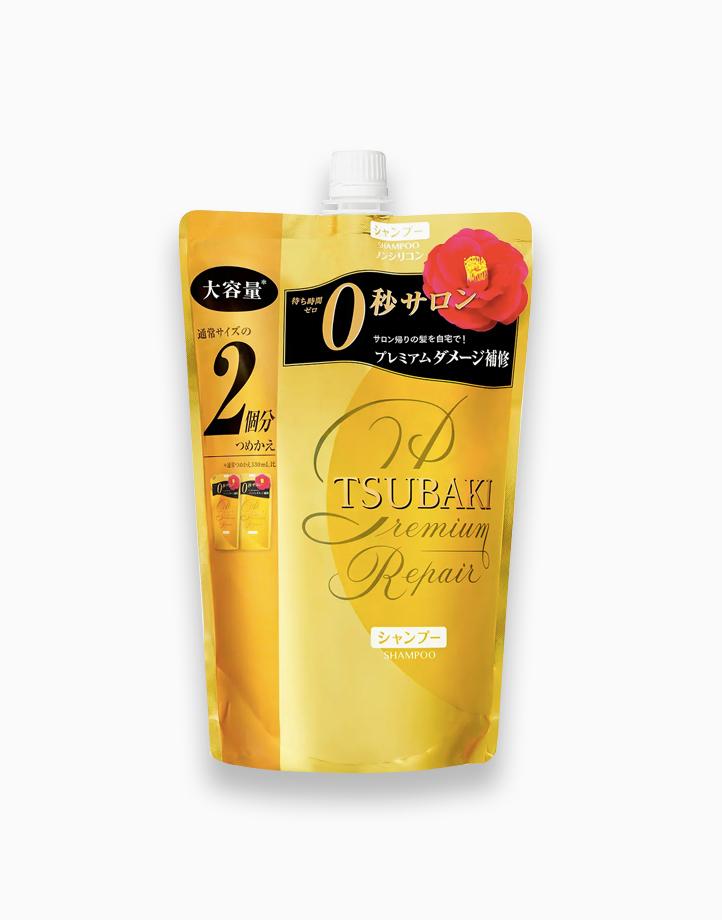 Tsubaki Premium Repair Shampoo Refill (660ml) by Shiseido