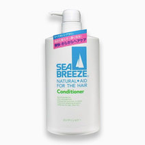 Sea Breeze Natural + Aid For Hair Conditioner Bottled (600ml) by Shiseido