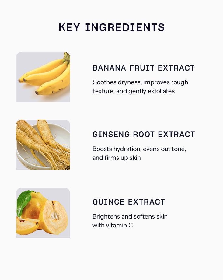 1 10280 banana essence mask sheet sir