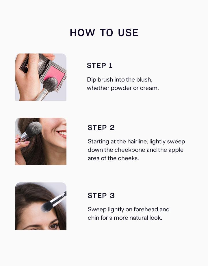 3 pro blush brush