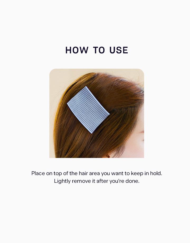 3 hair velcro pad aqua