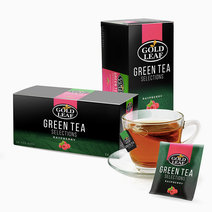 Green Tea Selections: Raspberry by Gold Leaf