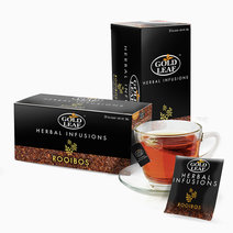 Goldleaf herbal infusions rooibos 01