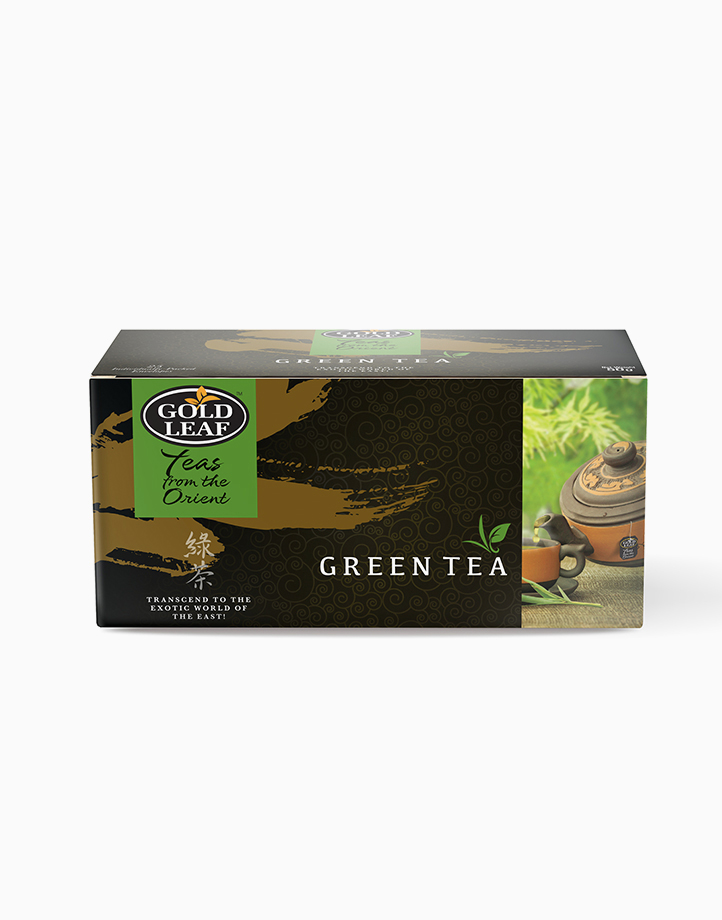 Teas from the Orient: Green Tea (25s) by Gold Leaf