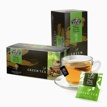Teas from the Orient: Green Tea by Gold Leaf