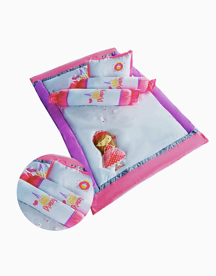 Little Princess Baby Comforter Set by Kozy Blankie