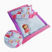 Kozy blankie a little princess comforter set