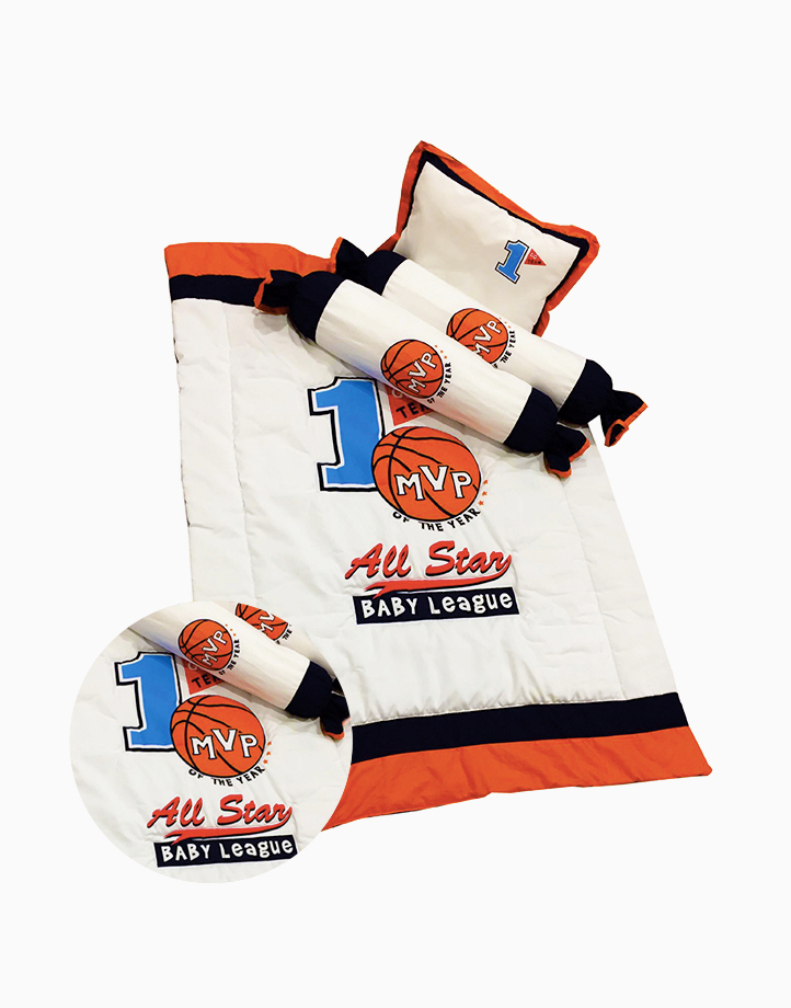 MVP Baby Comforter Set by Kozy Blankie