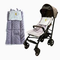 Kozy blankie twinkle little star stroller pad
